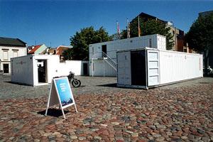 Containerausstellung